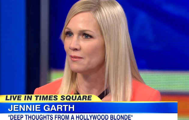 "Jennie Garth Talks ""90210"" Set Drama & Split From Peter Facinelli"