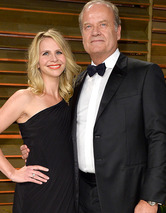 Kelsey Grammer, Wife Kayte Walsh Expecting Second Child!