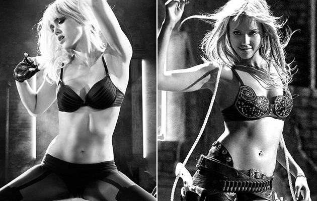 "Watch the First Trailer for ""Sin City: A Dame To Kill For"" -- How's It Look?"