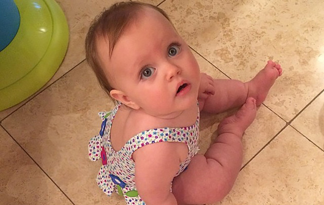Holly Madison's Baby Girl Rainbow Celebrates Her First Birthday!