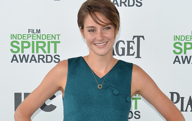 Shailene Woodley Open to Falling In Love with a Woman