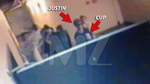 Justin Bieber -- Styrofoam Cuppin' in Atlanta Nightclub -- Sign of Sizzurp