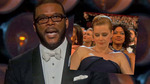 Amy Adams Caught Texting At The Oscars!