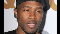 Frank Ocean -- I'm Changing My Name ... To Frank Ocean