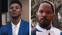 Kobe Bryant -- Throws Djab at Nick Young ... Ya Look Like Django