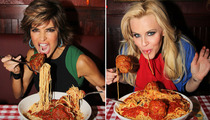 National Meatball Day -- Stars Fill 'Er Up!
