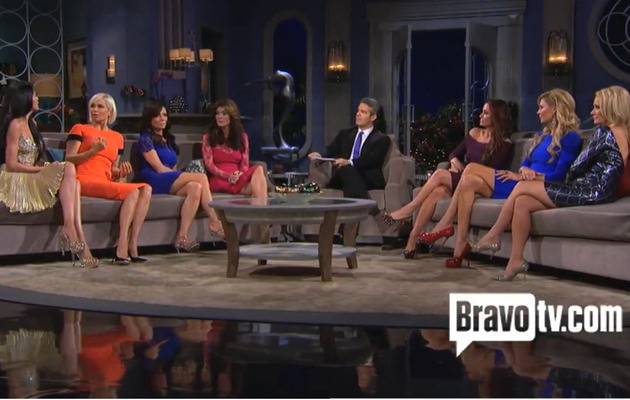 """Real Housewives of Beverly Hills"" Reunion Teaser -- Full of Tears, F-Bombs & Fights!"