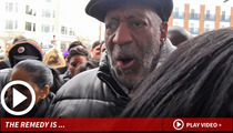 Bill Cosby -- I Know the Best Hangover Cure ... And It's Not Jell-O