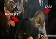Michelle Rodriguez & Cara Delevingne -- Grind Out a Threesome with Beyon