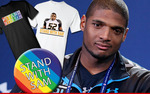 Michael Sam -- Now Open for Business