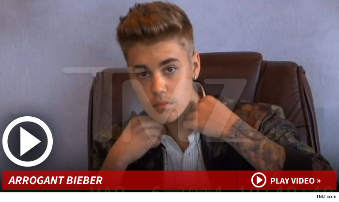 Justin Bieber Deposition And TMZ Derogatory Comments
