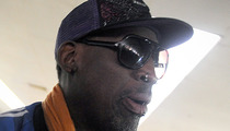 Dennis Rodman -- Regrets N. Korea Trip ... I'm Not the Devil!