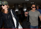 Stacy Keibler Marries on the Rebound -- George Clooney ... Doesn't