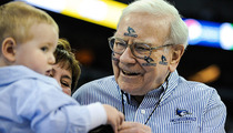 Warren Buffett -- Bullish on Creighton University