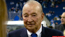 William Clay Ford Dead -- Owner of the Detroit Lions Dies at 88