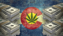 Colorado Rakes In Millions in Pot Taxes -- IN ONE MONTH!