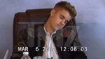 Justin Bieber Found Sleeping