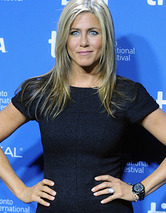 Jennifer Aniston Would Like to Trade Bodies Wit