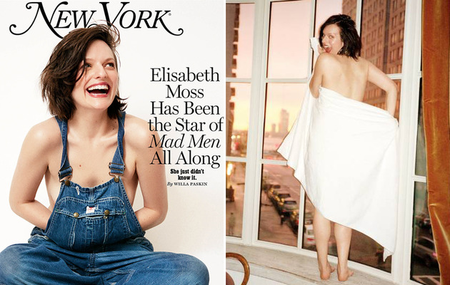 """Elisabeth Moss on Marriage to """"SNL"""" Star Fred Armisen: It Was Extremely Traumatic!"""