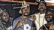 DeSean Jackson -- Throwin' Gang Signs with Rapper Nipsey Hussle