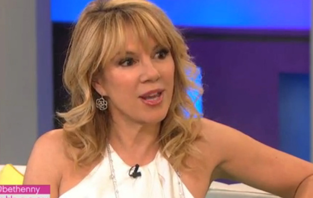 "Video: ""RHONY"" Star Ramona Singer Opens Up About Her Marriage!"