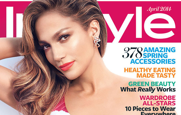 Jennifer Lopez Talks Love, Family & Aging in InStyle!