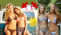 Justin Bieber Video Girl Cailin Russo -- Swapping Spit with Justin Scored Me a Girl-on-Girl Gig