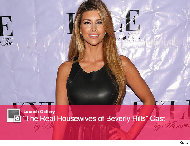 entertainment news real housewives beverly hills reunion video tears bombs fights