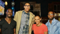 Anthony Davis -- 21st Birthday Shocker ... Huge Party, No Booze