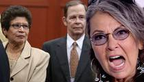 George Zimmerman Parents -- Suing Roseanne Barr -- She Tried To Get Us Lynched