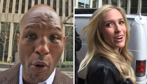 Kristin Cavallari -- You're Bernard Hopkins? I'm Not Impressed.