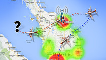 Malaysian Plane -- Cell Tower Could Be the Key In Mysterious Disappearance
