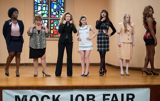 "Check Out First Photos From ""Orange Is The New Black"" Season 2!"