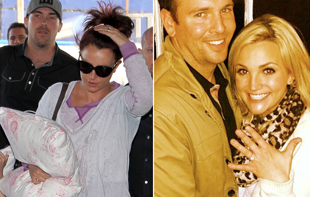 Britney Spears Heads to Louisiana -- For Sister's Wedding!?