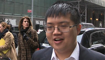 Jeopardy Villain Arthur Chu -- I'm NOT a Bad Guy ... Just Greedy As Hell