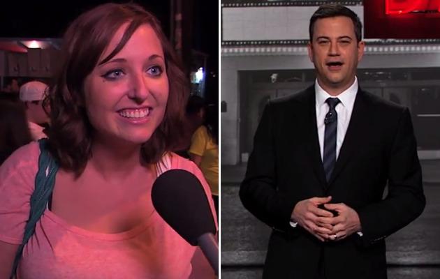 "Video: Jimmy Kimmel Brings ""Lie Witness News"" to SXSW"