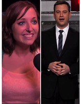 "Video: Jimmy Kimmel Brings ""Lie Witness News"" to SXSW"