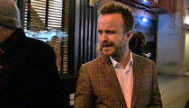 Aaron Paul -- Sorry Denver ... I'm OFF the Broncos Bandwagon