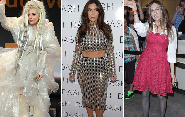 Too Drab: What the Heck Are They Wearing?!?