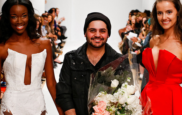 toofab Fashion: Inside Michael Costello's Runway Show!