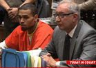 Chris Brown -- Jailed For a Month ... He Can't Stay Out of Trouble