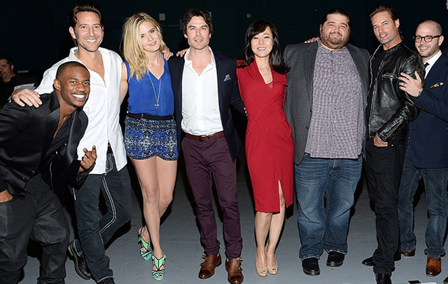 """Lost"" Reunion -- See Who Showed, Who Didn't & Walt All Grown Up!"