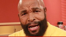 Mr. T -- To Be Inducted In WWE Hall of Fame, Fool