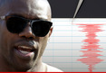 Terrell Owens -- FREAKS OUT During Earthquake ... 'I'm Scared'