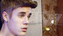 Justin Bieber -- Plea Deal Underway in Egging Case