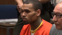 Chris Brown -- Jail Stinks, and So Do I