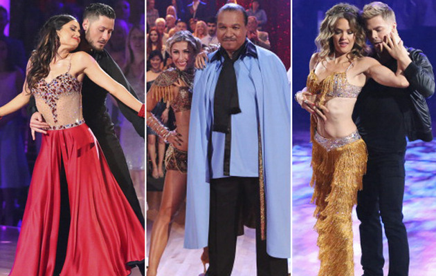 """Dancing with the Stars"" -- The Three Must-See Performances from the Premiere!"