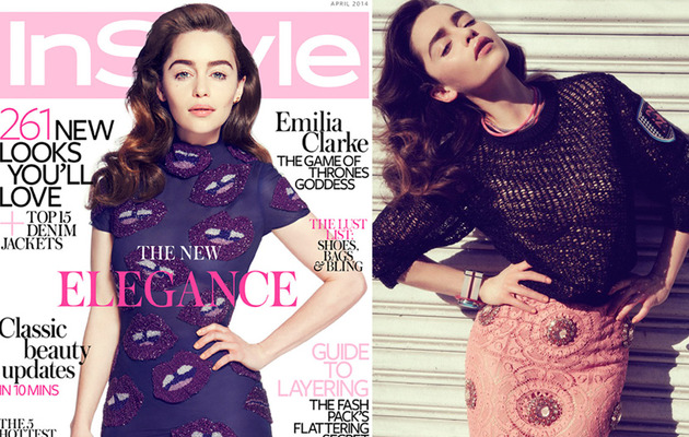 "Emilia Clarke Talks Tough ""Terminator"" Diet: I Can't Eat Anything That Tastes Good"