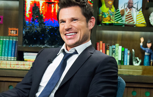 "Nick Lachey Shades '90s Boy Band -- Who Was The ""Lamest""?"