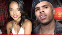 Karrueche Tran -- I Dumped Chris Brown Because He's a Man Whore